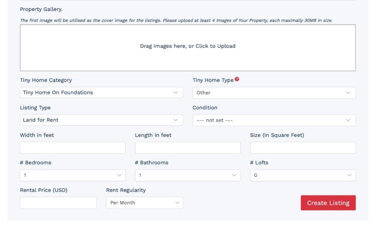 Custom Drag and Drop Media Upload area