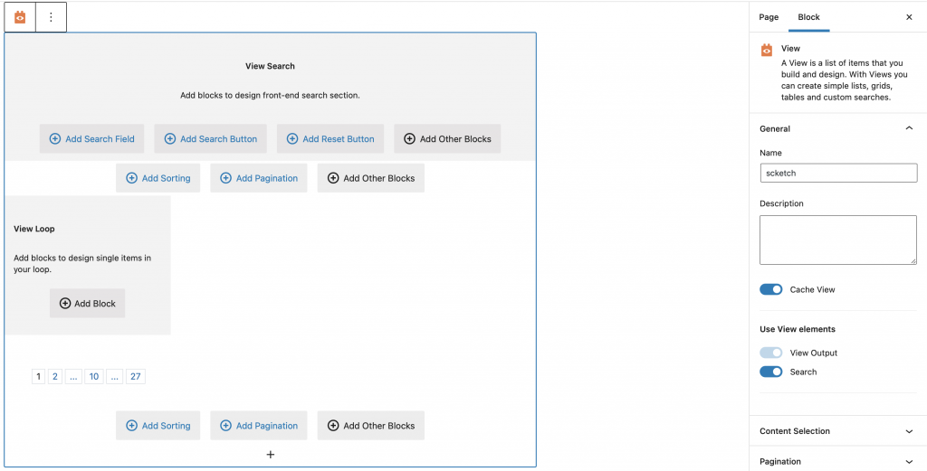 Use these blocks to further enhance your Custom Search feature